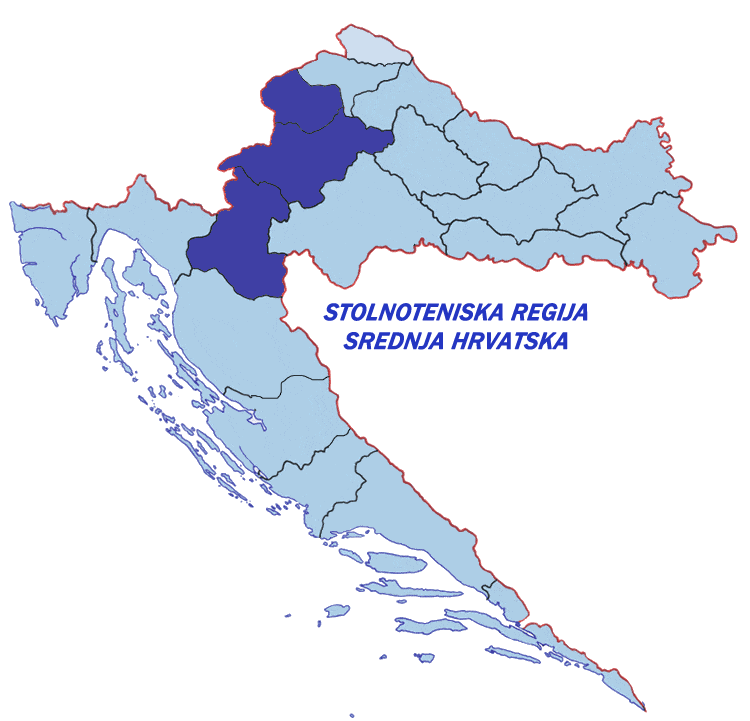 Regija srednja Hrvatska