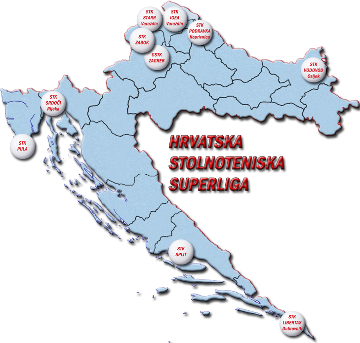 Hrvatska stolnoteniska Superliga